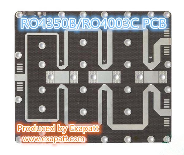 RO4350B RO4003C F4B RFPCB