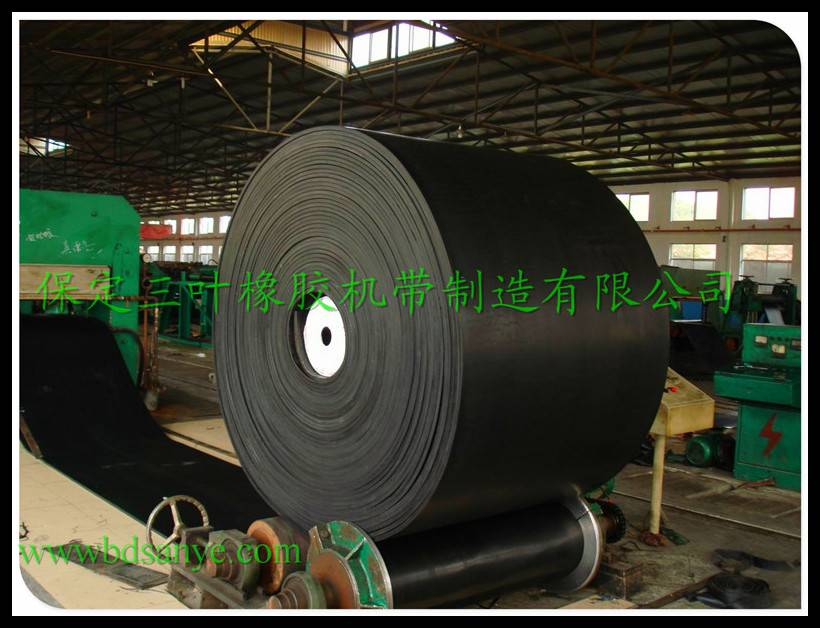 supply conveyor rubber belt usd in mine industry
