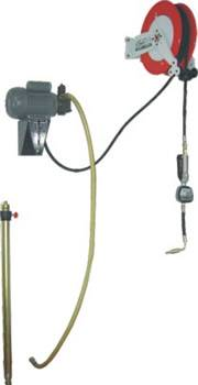 K305 Wall-mounted Oil Kit (electric)