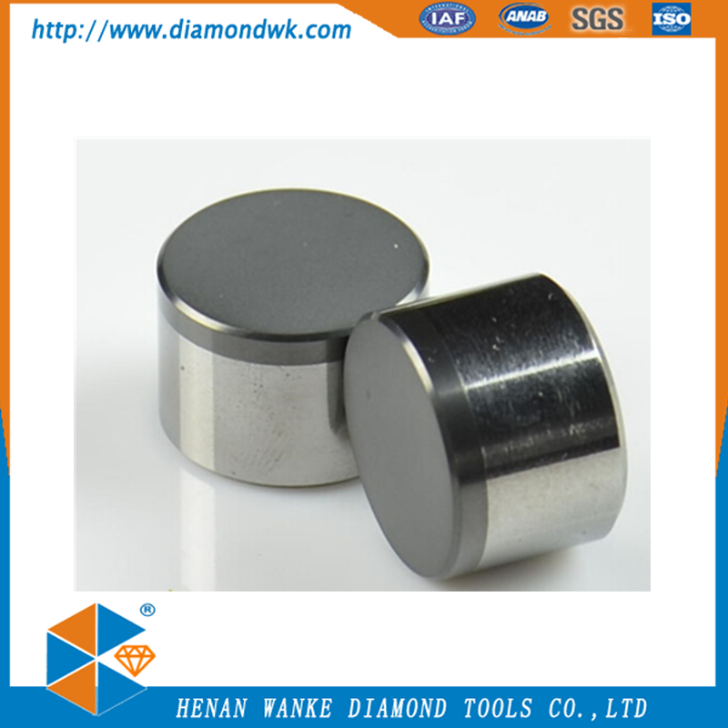 1308 Flat PDC Cutter for Fixed PDC Drill Bit of Oil&gas drilling