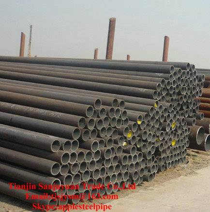 DIN17175 St37-2 Seamless Steel Pipes&Tubes