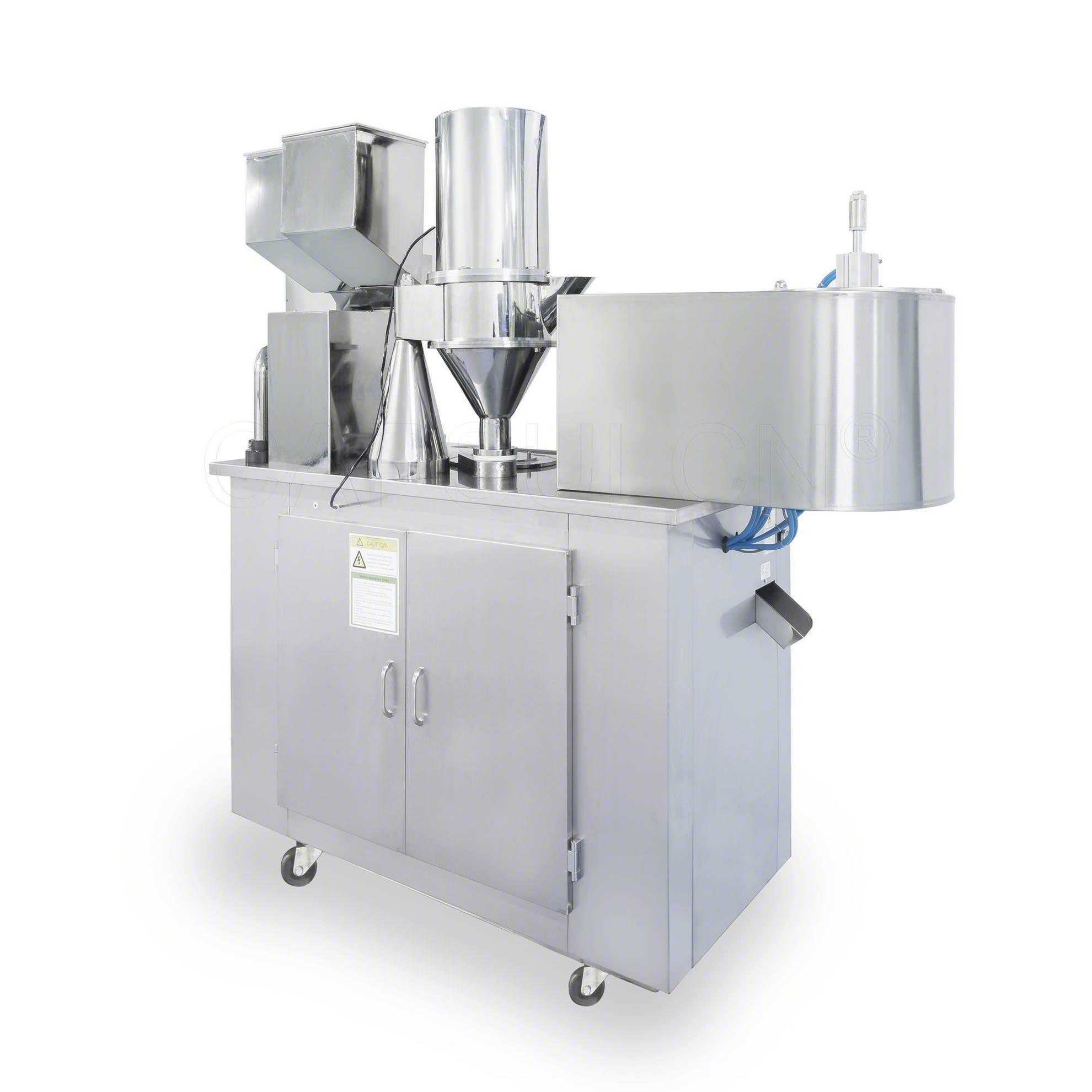 Semi-auto Capsule Filling Machine JTJ-V Pro