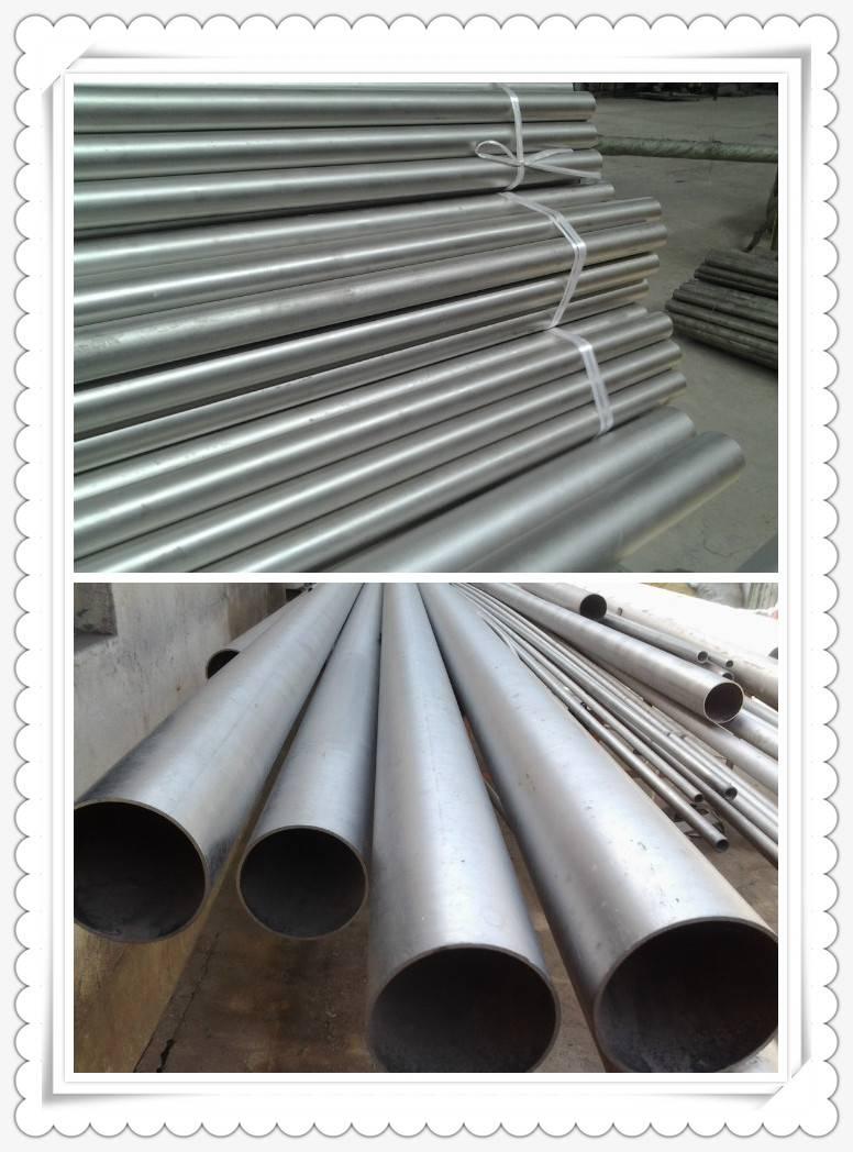 titanium seamless /welding tube/pipe GR2