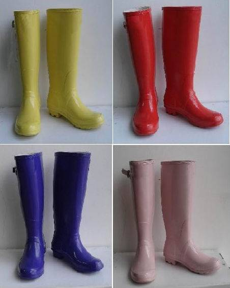 Various Rubber Rain Shoes, Rain Shoes, Rubber Shoe
