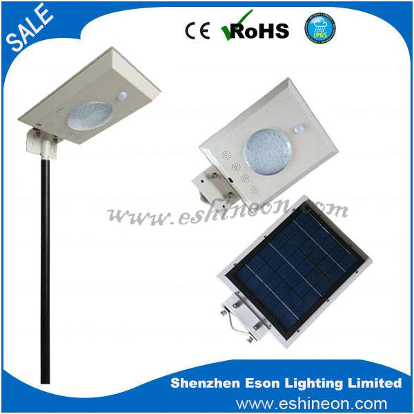All In one Solar Led Street Lights-ES-205