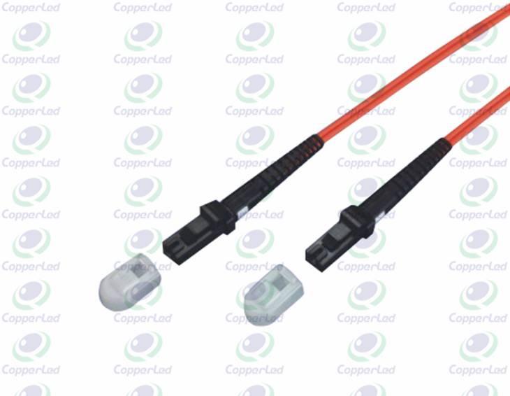 Stable environmentMultimode Duplex MTRJ/PC-MTRJ/PC Fiber Optic Patch Cord