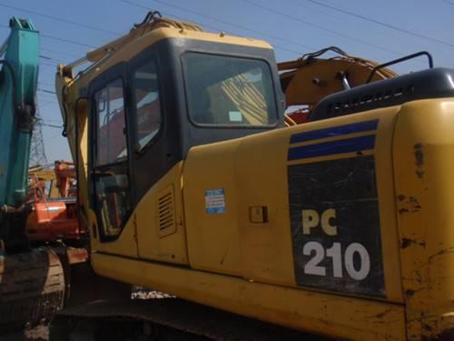 used excavator PC210