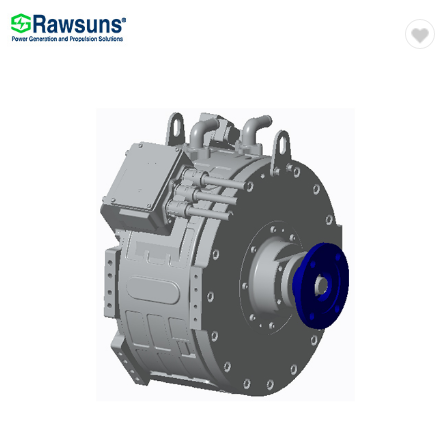 180KW 1200Nm ev drive motor with 2 AMT transmission powertrain electric car conversion kit complete