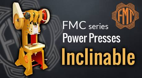 FMC Series Inclinable Power Press