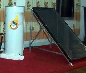 Split  Flat Plate Solar Wate Heater