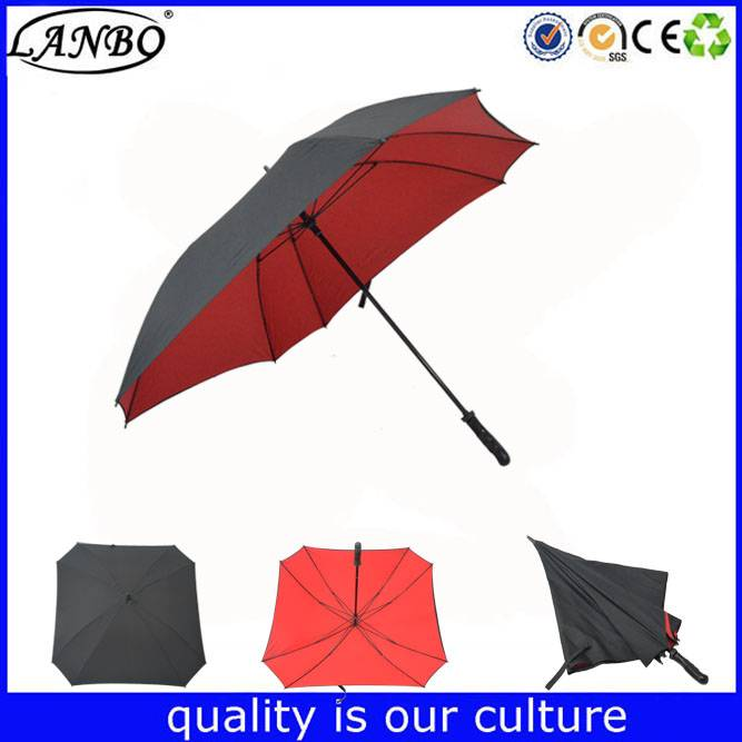 Hot Fashion High Quality Promotional Custom Square Shape Umbrella