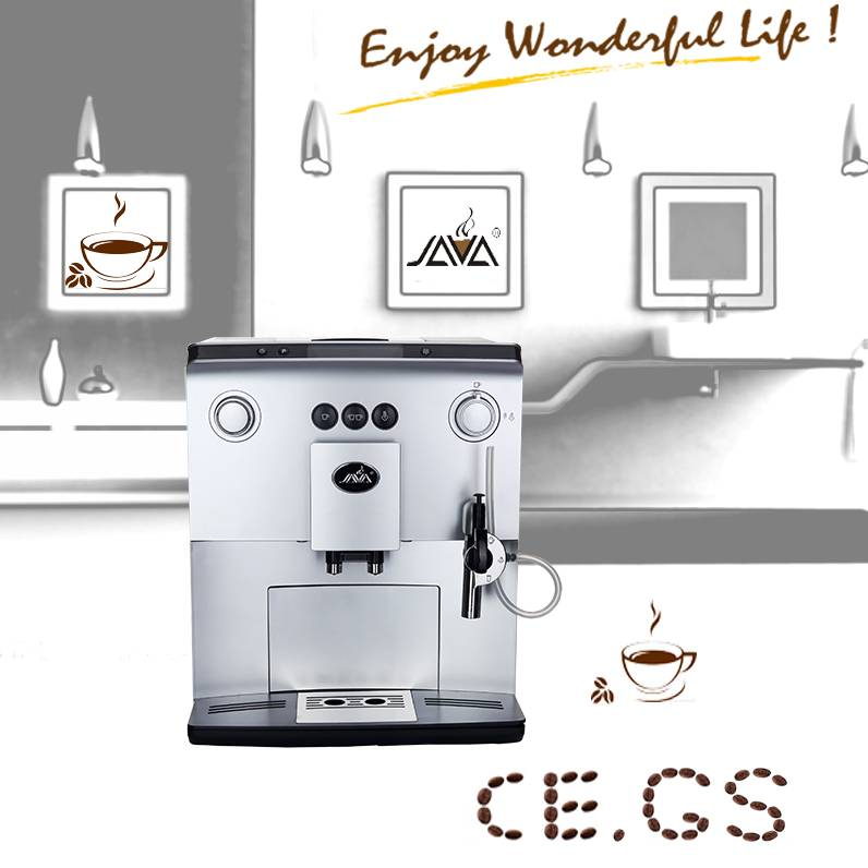 WSD18-060 JAVA Fully Auto Espresso Coffee Machine for commercial use