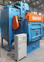 Tumble Belt Type Shot Blasting Machine For Cleaning Castings
