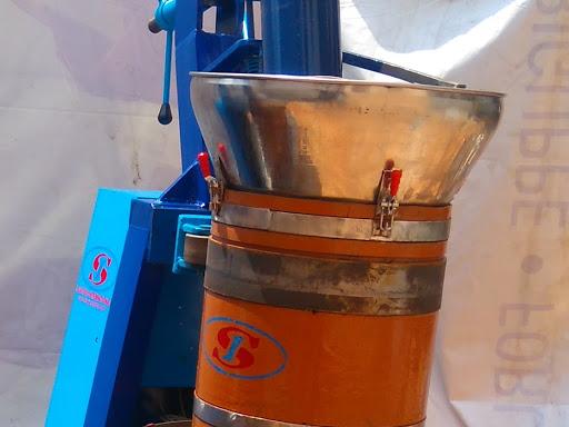 oil machine