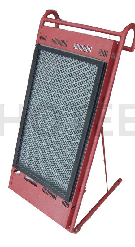 Hotee Far Infrared Radiant  Heater IH-M15-RED