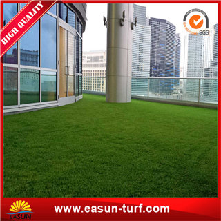Top quality free samples interlocking artificial grass tile- ML