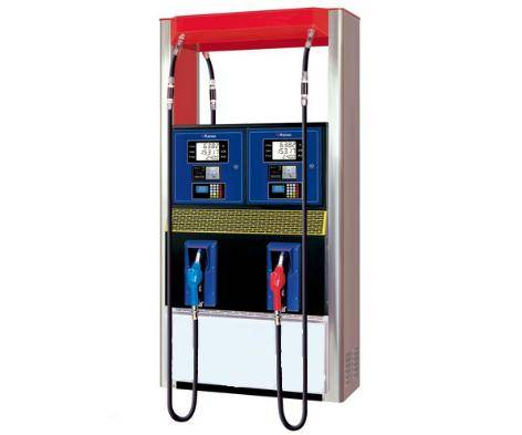 Luxurious Type High Efficient IC Card Retail Fuel Dispenser