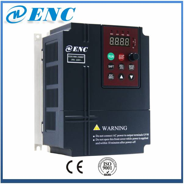 ENC EDS1000 1PH 220V Variable Frequency Drive(0.4-3.7kW VFD)