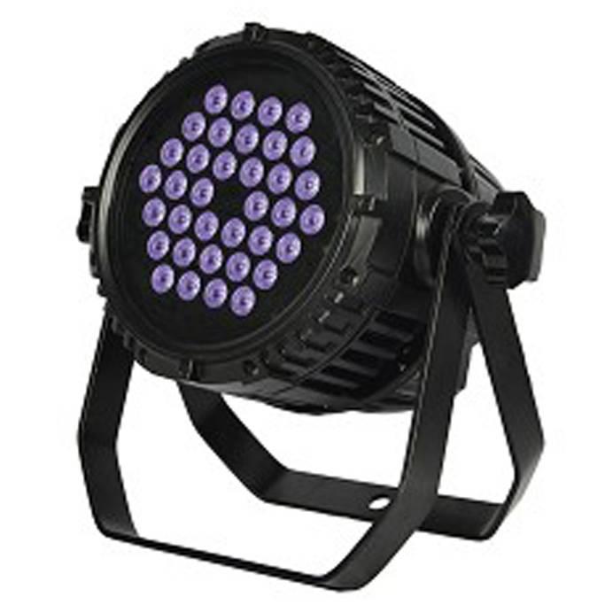 36X3W UV LED PAR Blacklight