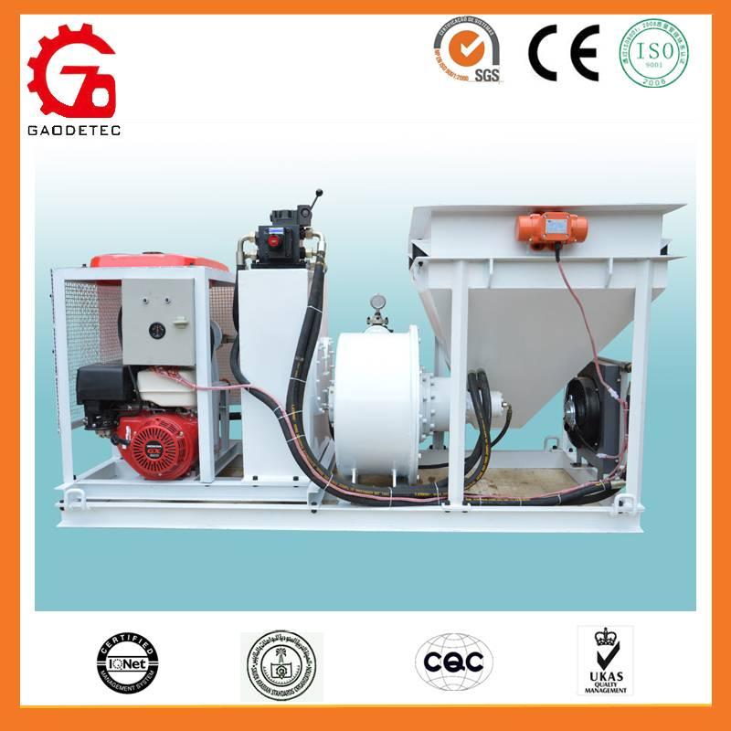 GDS1500 mini concrete pump
