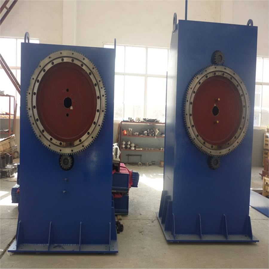 Head and Tail Stock Pipe Tube Seam Welding Positioner