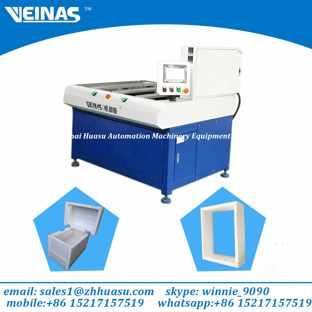 Veinas full-auto epe foam laminating machinery