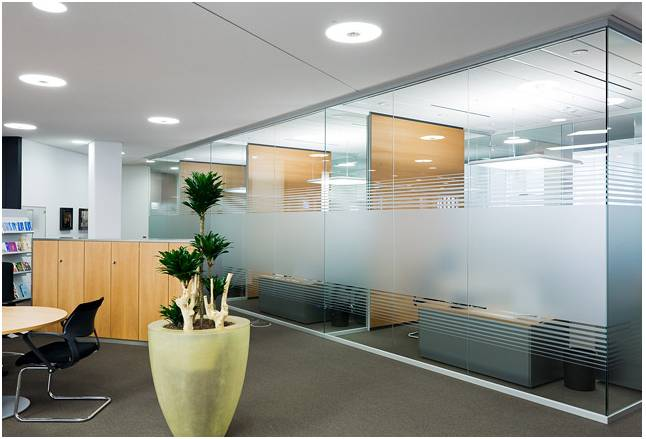 Aluminum demountable Partition Movable Glass Partitions Is Alternative,