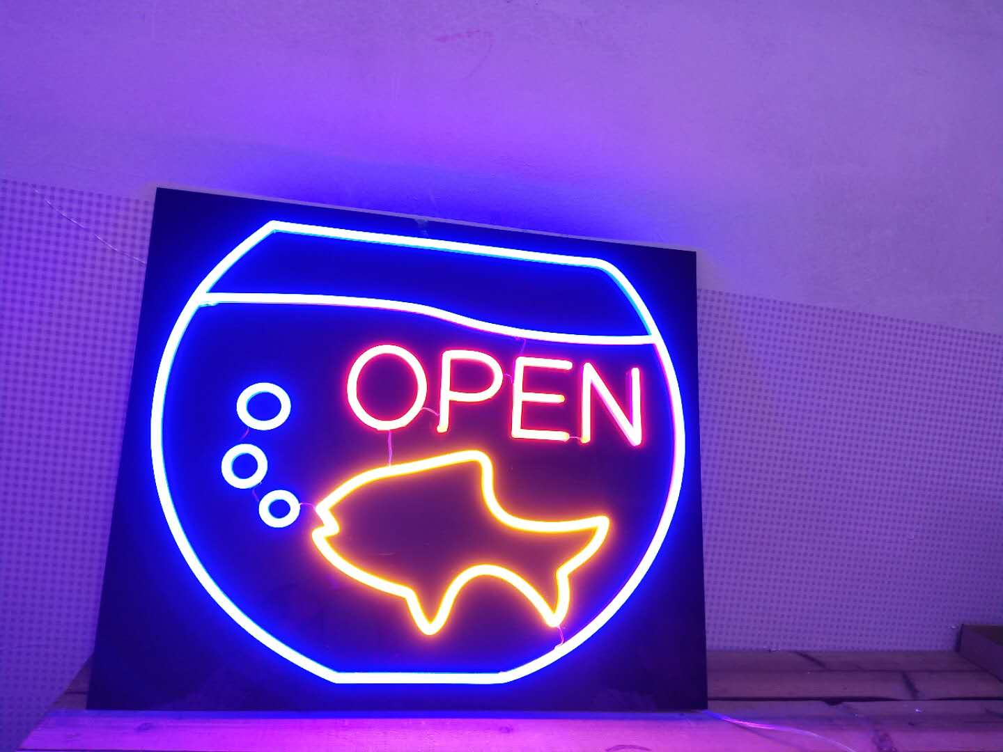 Open Neon Signs, Led Open Signs