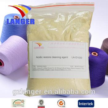 Acidic restore cleaning agent LA-D1030
