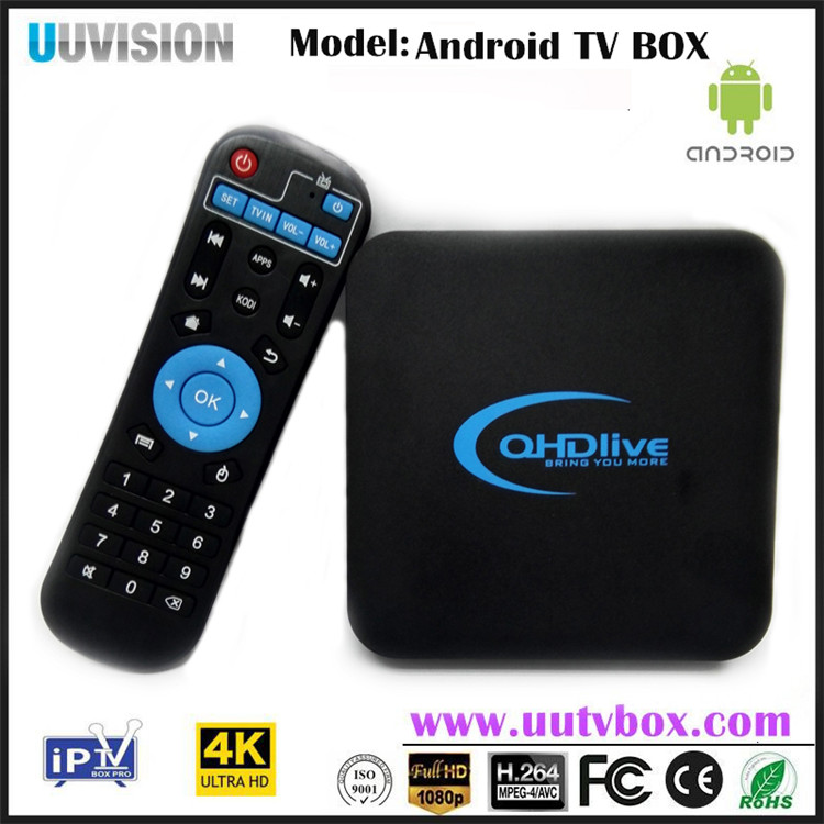 Iptv Set Top Box Mag250