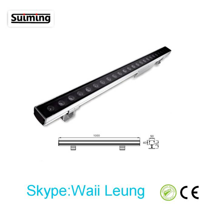 1000mm Newest High Quality LED Wall Washer Light 24W
