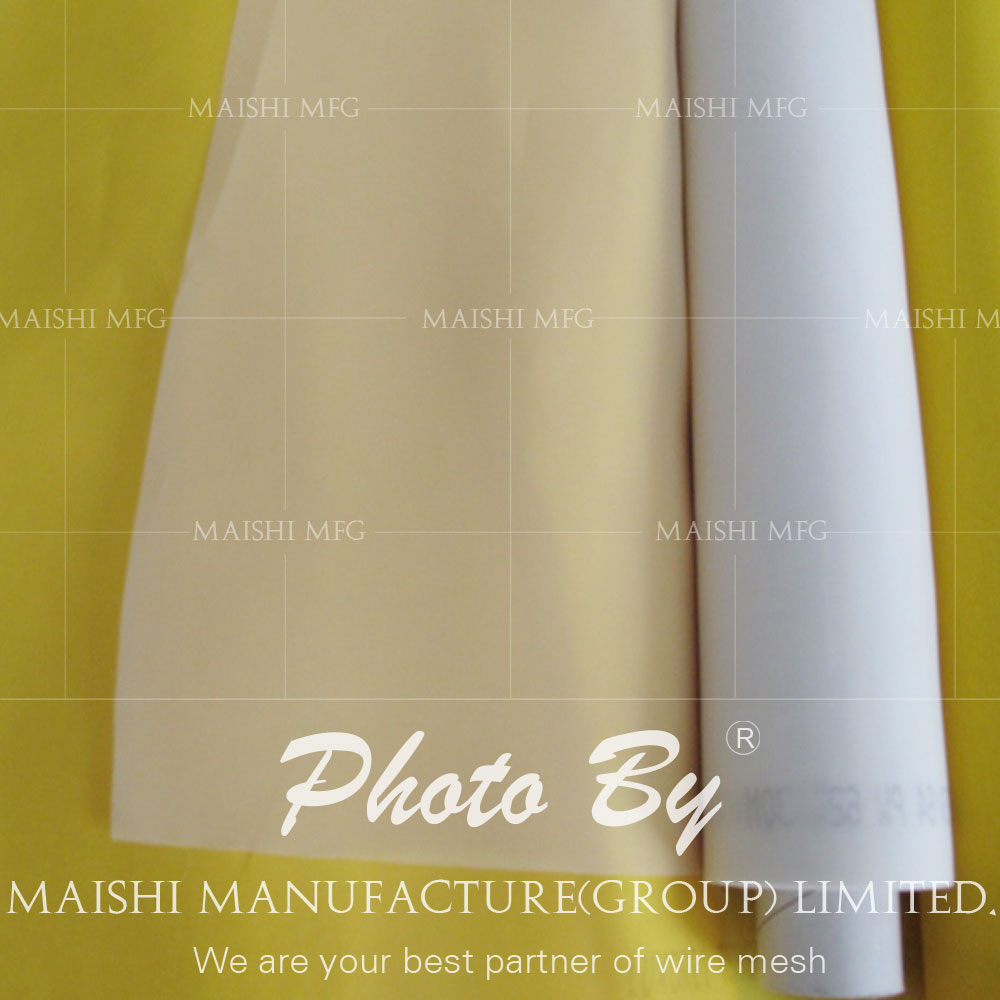 high tension polyester mesh