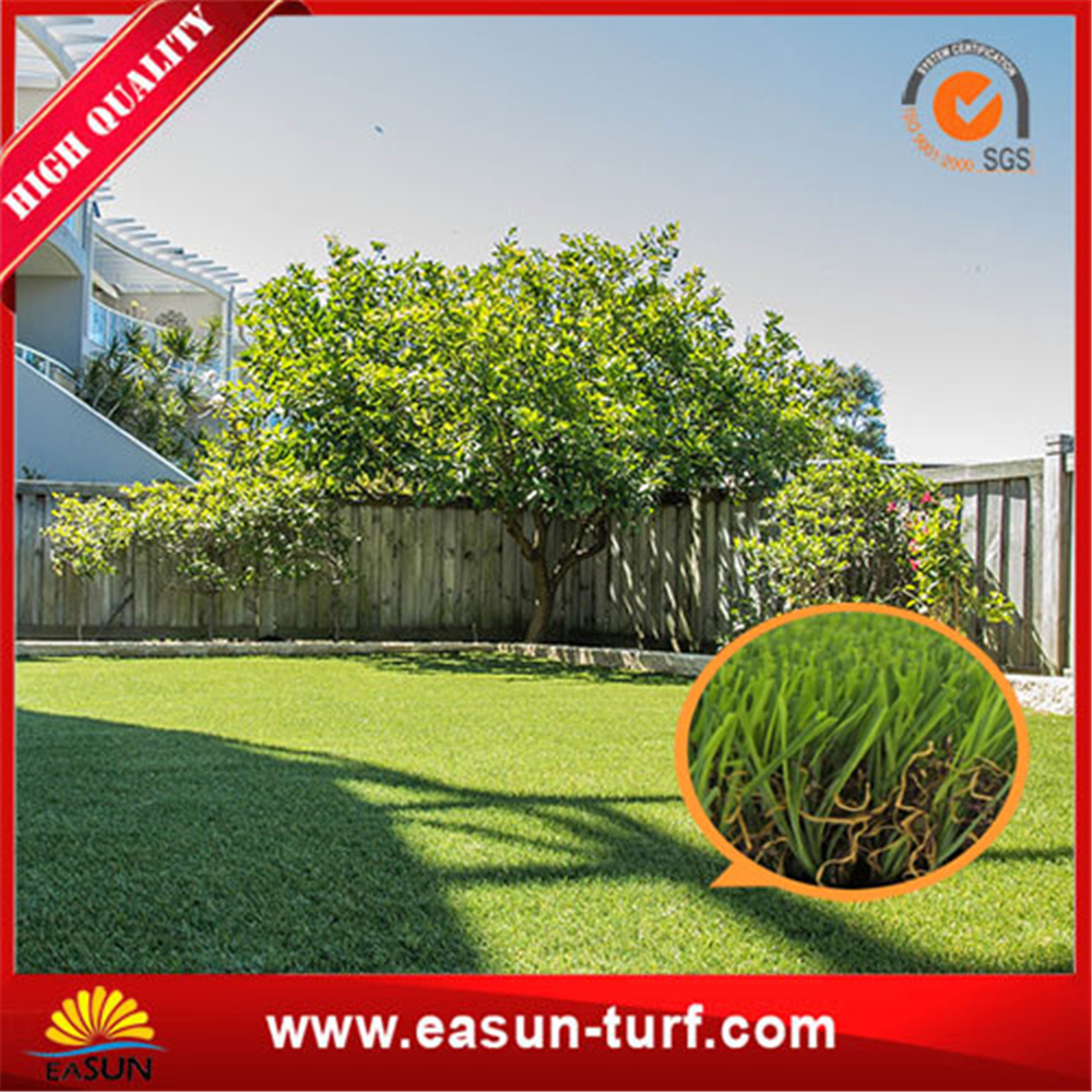 4 colors anti UV synthetic grass turf-ML