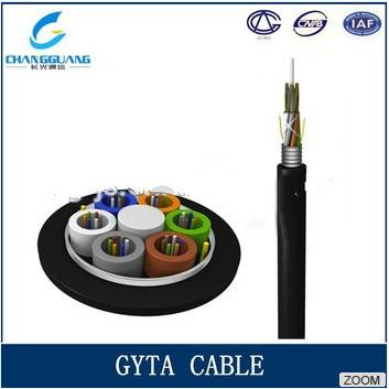 GYTA 2~144 Cores Superior Quality Competitive Price fiber optic cable