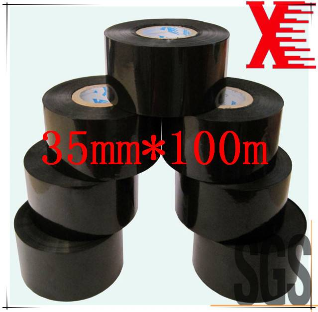 Hot stamping marking tape for package printing FC3 type 35mm*100m
