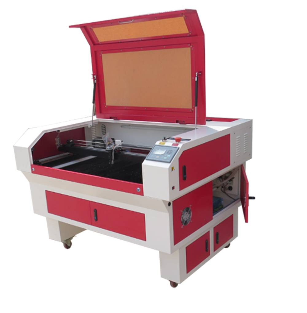 80w 100w 130w 9060 laser cutter / leather laser cutting machine price