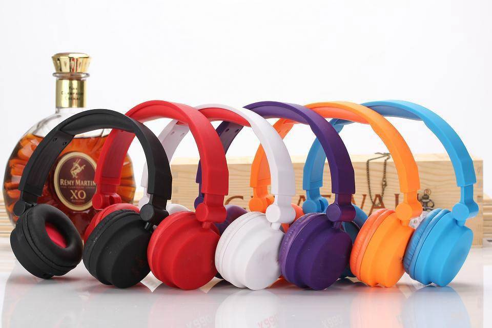 Folding headphone for mobile iphone cellphone MP3