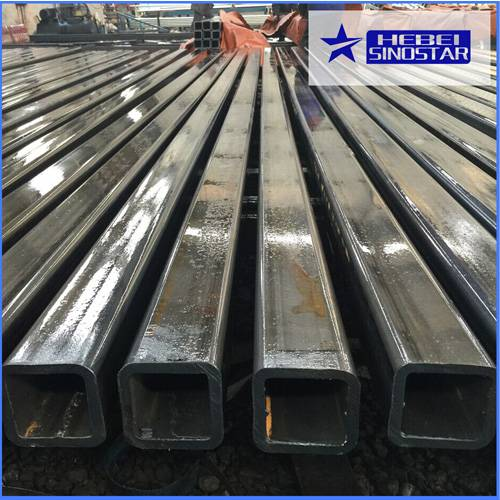 Hot Rolled Steel Square Pipes