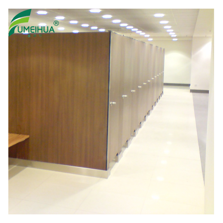 waterproof hpl toilet partition