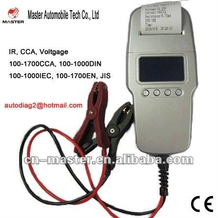 MST-8000 Car Battery Analyzer With Printer For Car battery Test with CE Approved