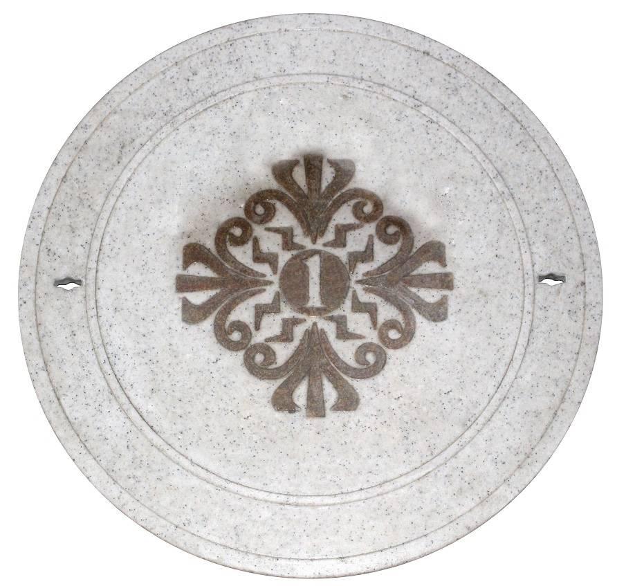 manhole cover en124 d400
