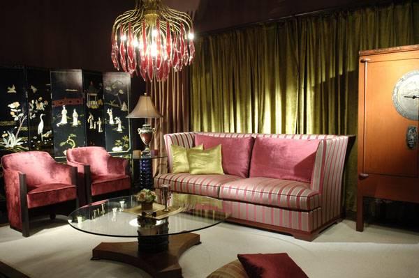 Big round tea table - Shanghai JL&C Furniture - High-end home furniture & hotel furniture