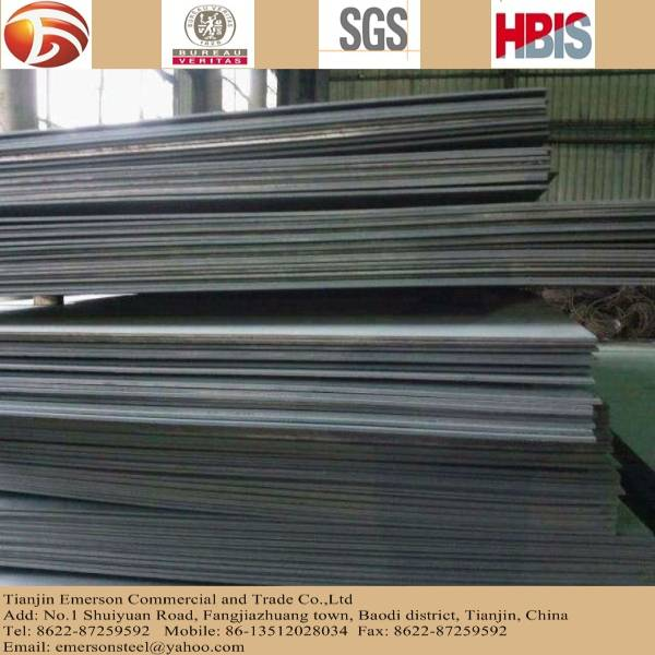 10mm thick steel plate, mild steel plate size, steel plate supplier large on stock for construction