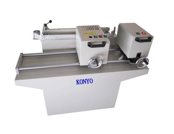 Hot Stamping&Polishing Machine/ Photo book Polishing and Gilding Machine