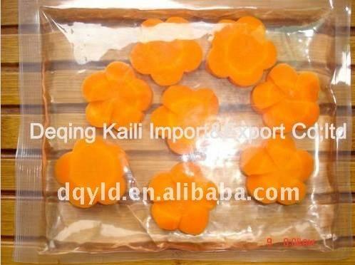 boiled carrot