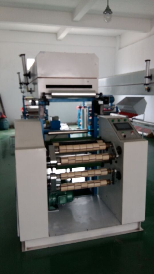 PLC precision multi-function adhesive tapes coating machine