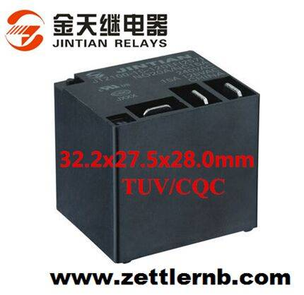 Miniature 30A High Power Relay (JT2100)