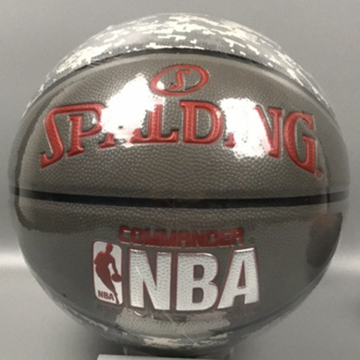 Brand New Spalding 74-935y basketball, official size7 leather basketball wholesale