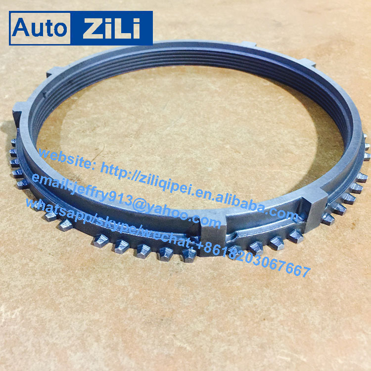 High quality heavy duty truck 5S-111GP gearbox synchronizer ring 1269328289 for Sinotruk and Howo