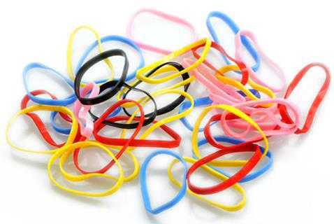 High quality best selling natural rubber bands